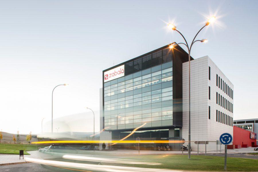 siège de Zabala Innovation à Pampelune
