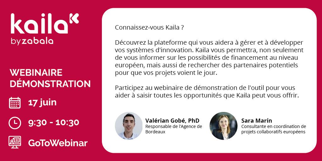Webinaire Kaila en français